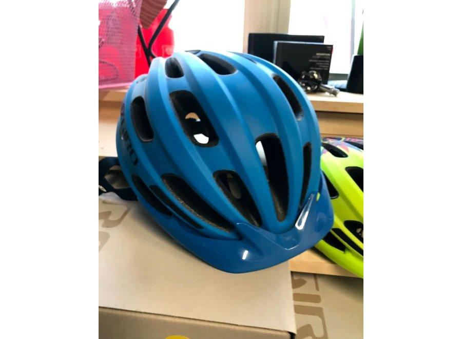 Giro Cycling Hale MIPS Youth Helmet - Matte Blue (Size UY)