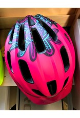 Giro Cycling Giro Cycling Hale MIPS Youth Helmet - Matte Bright Pink (Size UY)