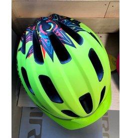 Giro Cycling Giro Cycling Hale MIPS Youth Helmet - Matte Lime (Size UY)