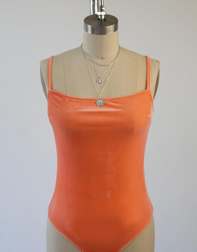 Velvet Cami Bodysuit