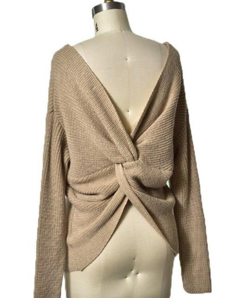 Jen Knot Sweater