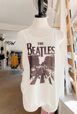 The Beatles Graphic Tank