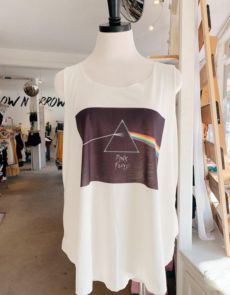 Fashionomics Pink Floyd Tank
