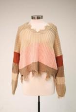 Staff Block Sweater