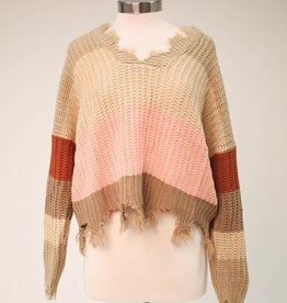Steff Block Sweater
