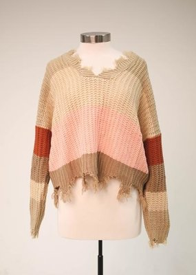 Steff Block Sweater