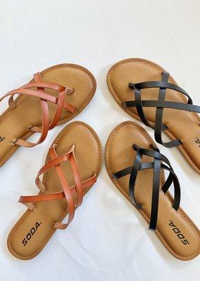 Soda Summer Day Sandal