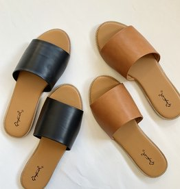 Qupid Casual Sunday Sandals