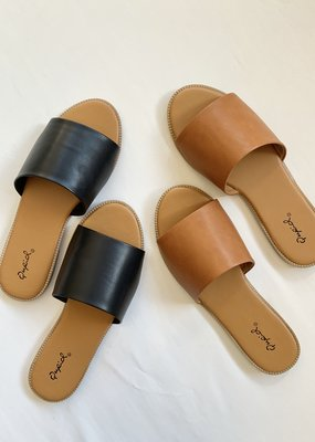 Qupid Casual Sunday Sandals