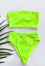 Bow N Arrow Electra Bikini Tube Top