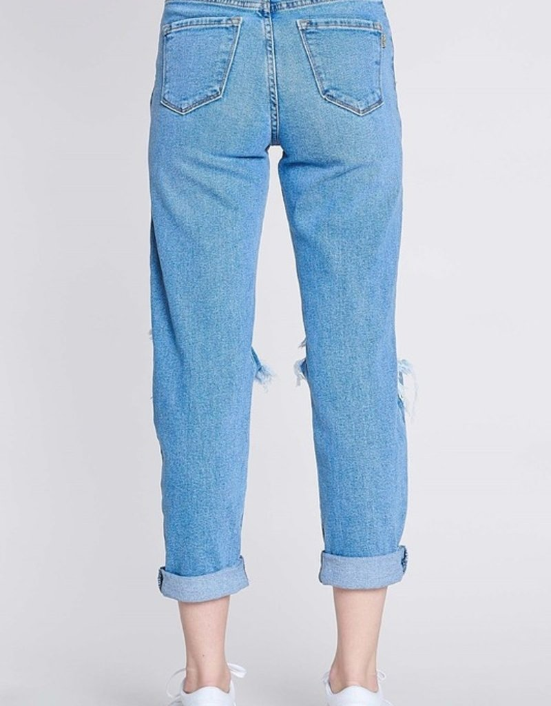 Bow N Arrow Mom Jeans