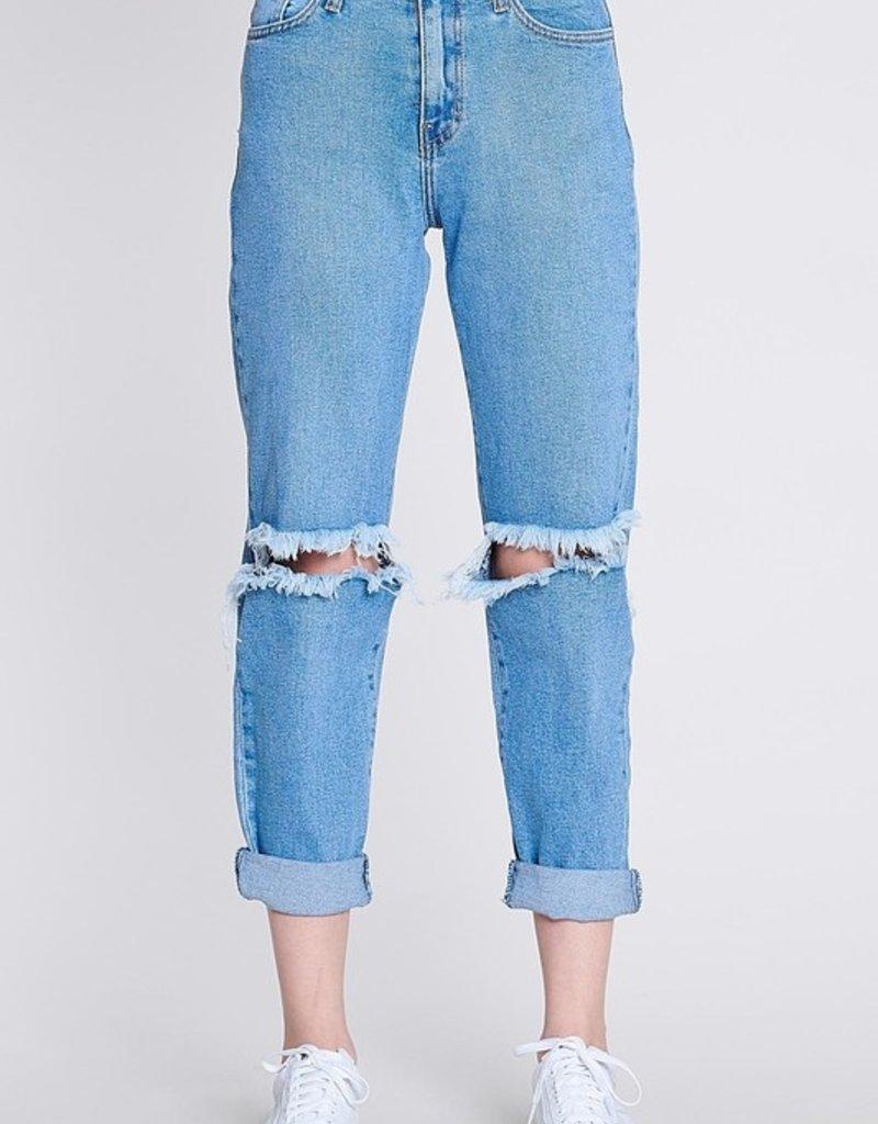 Bow N Arrow Mom Jeans