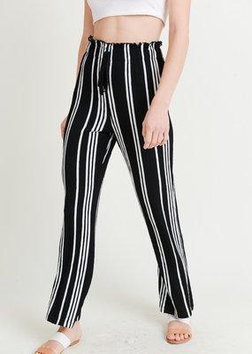 Love Tree Stripe Lounge Pant