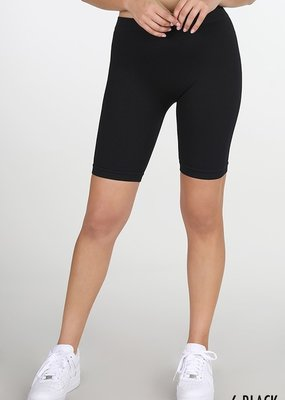 Bow N Arrow Ribbed Biker Shorts