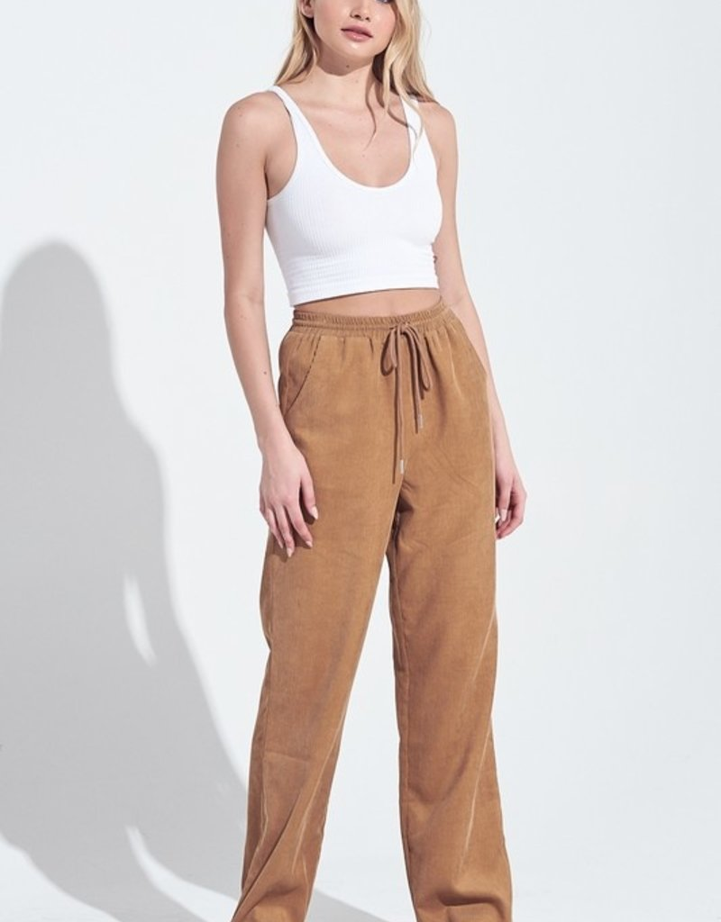 Bow N Arrow Corduroy Wide Pants