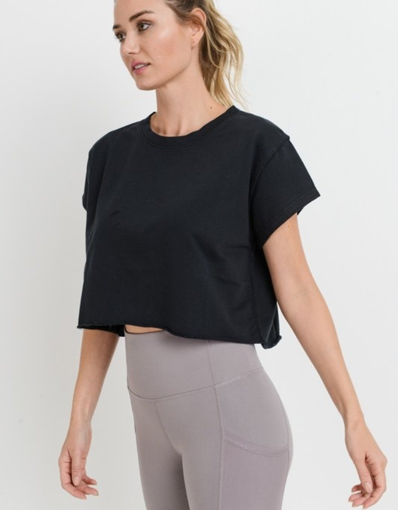 Bow N Arrow Boxy Flow Top