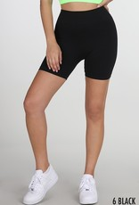 Bow N Arrow Jersey Biker Shorts
