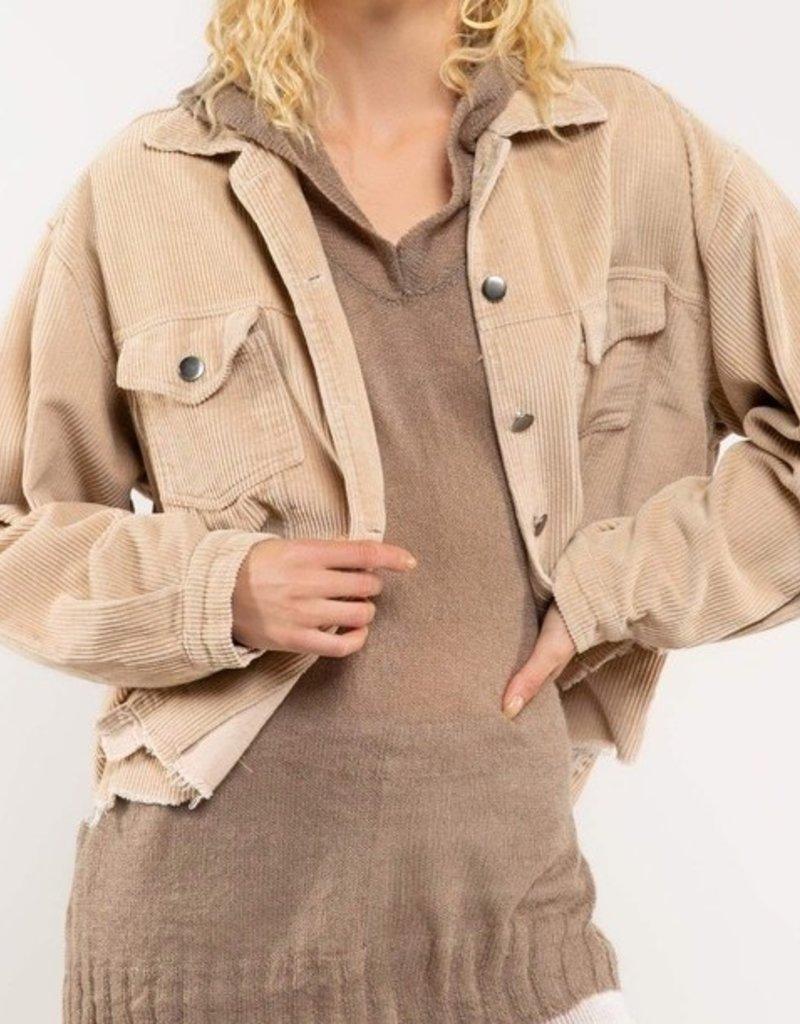 Bow N Arrow Vintage Corduroy Jacket
