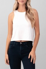 Bow N Arrow Cropped Muscle Tank