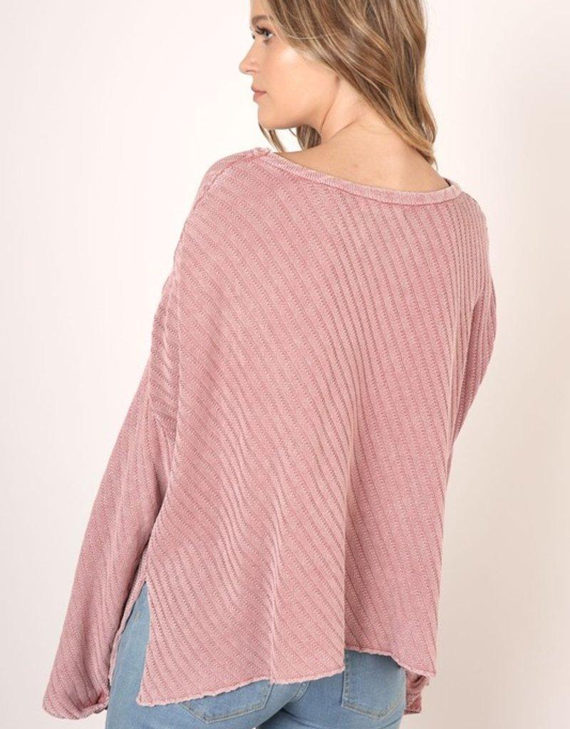 Bow N Arrow Oversized Sweater