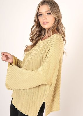 Bow N Arrow Slouchy Oversized Sweater