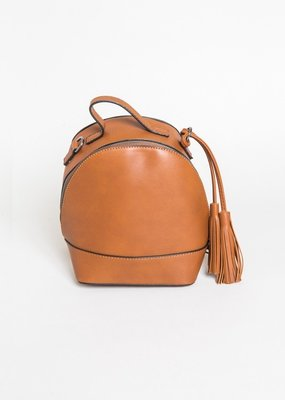 Bow N Arrow Camel Brown Backpack
