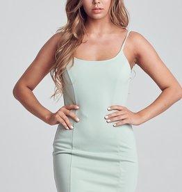 Bow N Arrow Sage Bodycon Dress