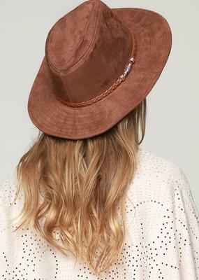 Bow N Arrow Cognac Goin' West Hat