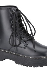 Bow N Arrow Grunge Combat Boot