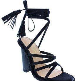 Bow N Arrow Kim Lace Up Heel