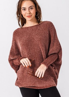 Bow N Arrow Browny Stace Sweater