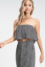 Bow N Arrow Mia Strapless Top