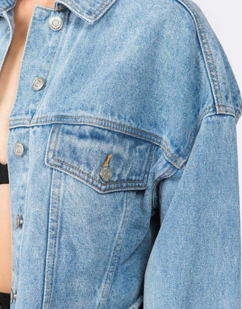 Bow N Arrow West Coast Denim Jacket