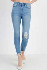 Bow N Arrow Med. Wash Skinny Jean