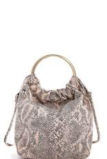 Bow N Arrow Snake Handle Bag