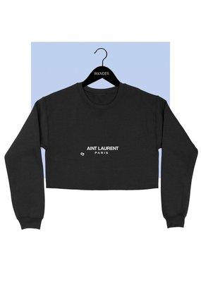 Bow N Arrow Black YSL Sweatshirt