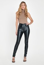 Bow N Arrow Leather High Rise Pant