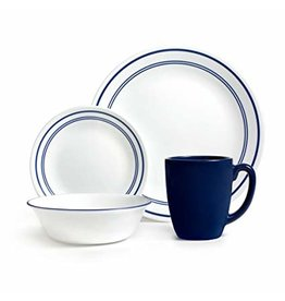 Corelle CORELLE SET CLASSIC, CAFE BLUE Service for 4