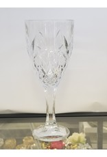 Cherle Barcelona Crystal Goblets Service For 6