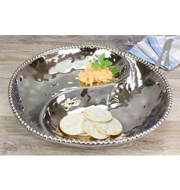 Pampa Bay Pampa Bay 2 Section Platter CER-1724