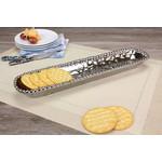 Pampa Bay Pampa Bay Cracker tray silver CER-1150