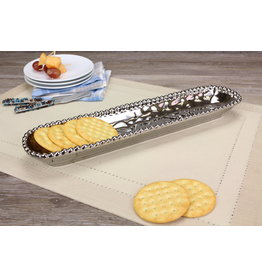 Pampa Bay Pampa Bay Cracker tray silver CER-1150