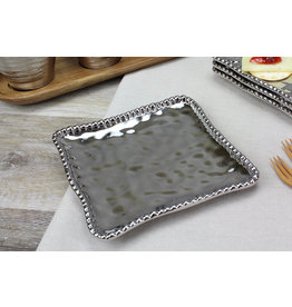 Pampa Bay Pampa Bay Square Silver Serving Tray CER-2257