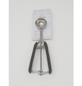 Cherle Medium Cookie Scoop Black