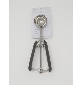 Cherle Large Cookie Scoop Black