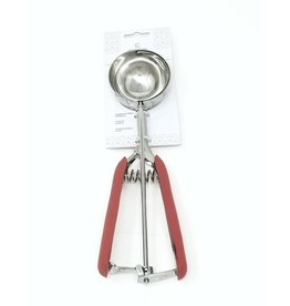 Cherle Extra Large Cookie Scoop Red
