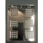 B&D Square Waffle Decorative Shape #1012