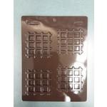 B&D Large Square Waffle Decorative Shape #1021