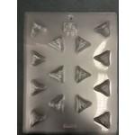 B&D Triangular Purim #131