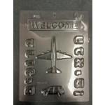 B&D Welcome Airplane #45